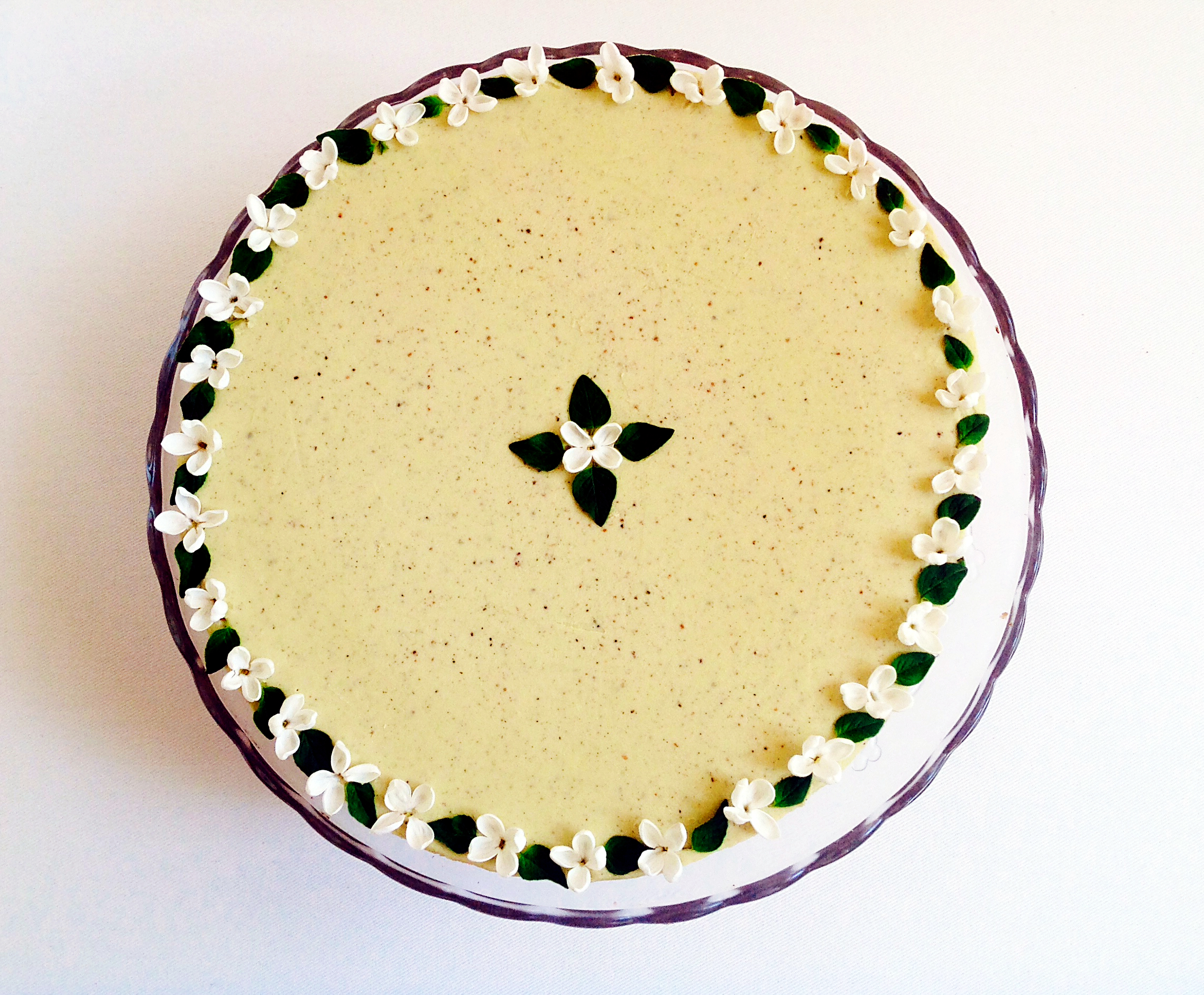"""I'm awakening"" raw key lime pie"