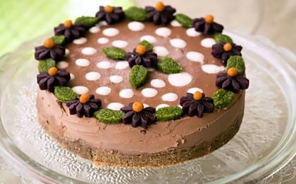 """""""I do what i like"""" chocolate cake"""