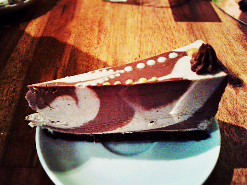 toffifee-cake