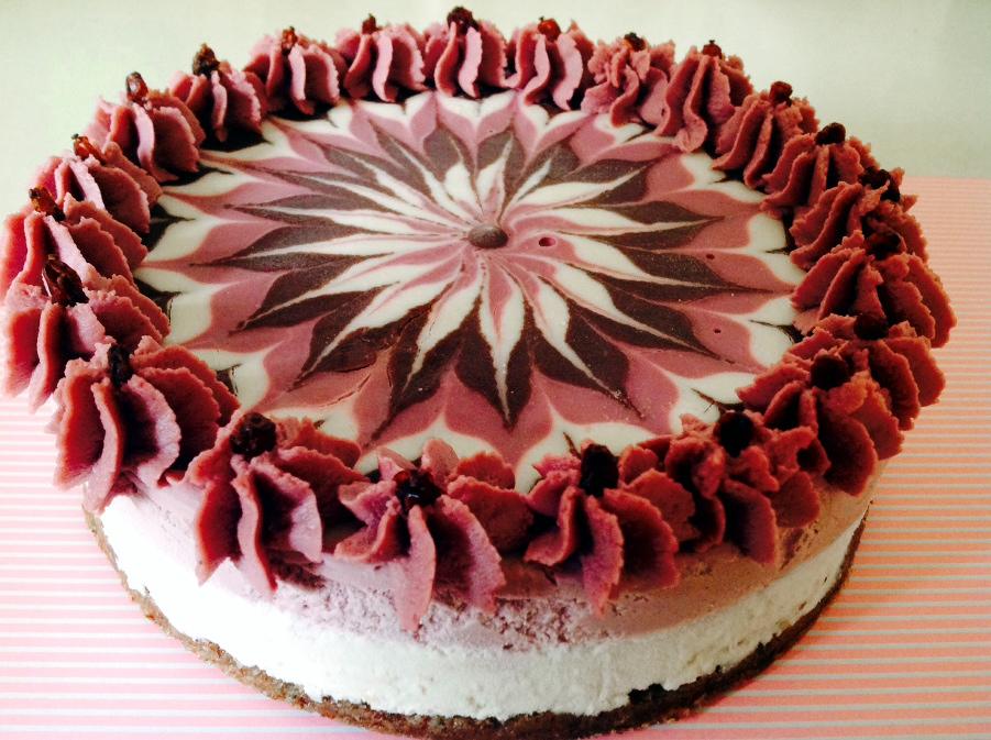 Birthday Cake Schwarzwaelder Kirsch Torte